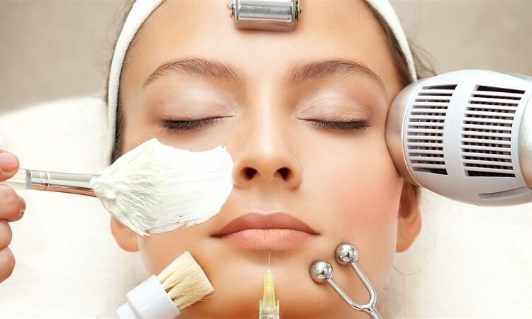 good skin care routine in hospitals